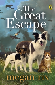 The Great Escape, 3rd May 2012, £5.99 (PB ISBN 9780141342719, EBook ISBN 9780141342726)