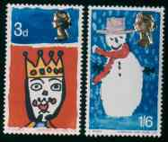 1966 Stamps-1