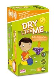 Dry LIke Me potty training pads image-1