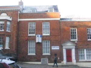 KidAround Offices on North Hill, Colchester