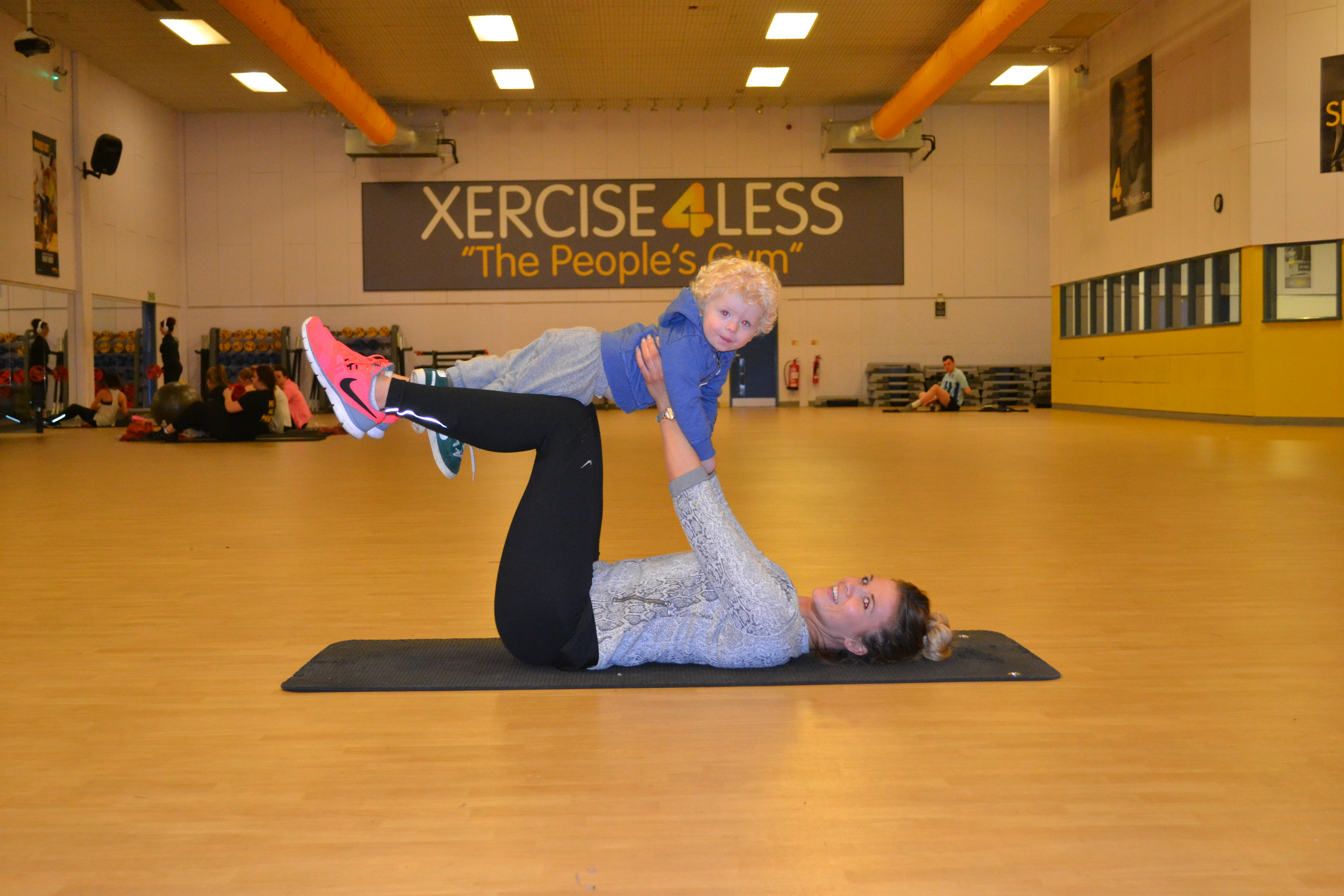 BOND WITH YOUR BABY THIS MOTHER'S DAY THROUGH EXERCISE ...