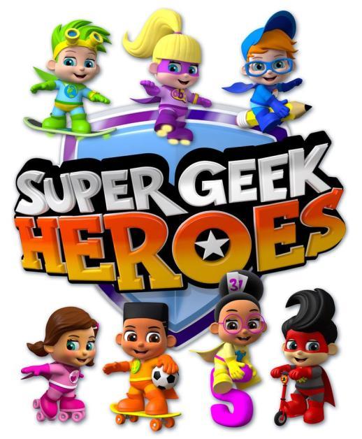 SuperGeekHeroes